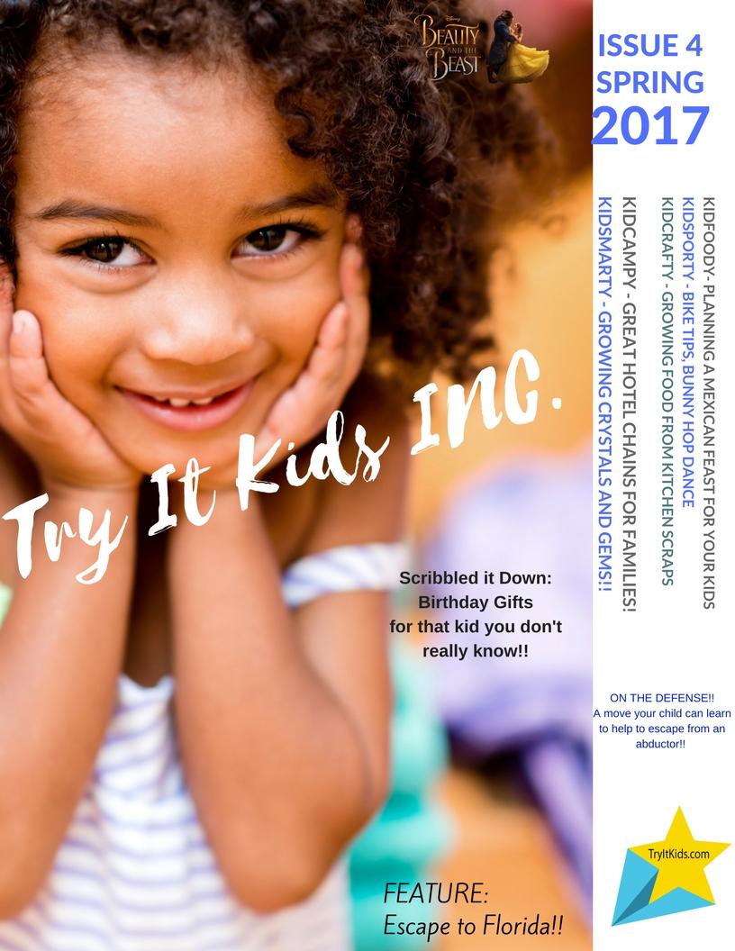 Spring 2017 MiniMagazine