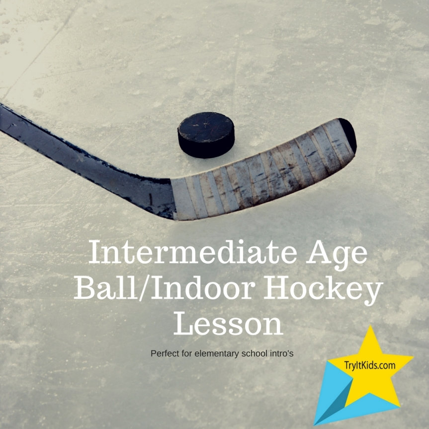 KidSporty Hockey Lesson