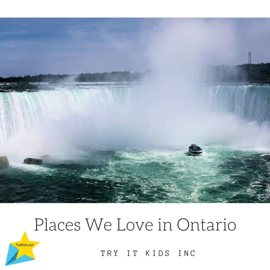 Ontario Places We Love to Visit