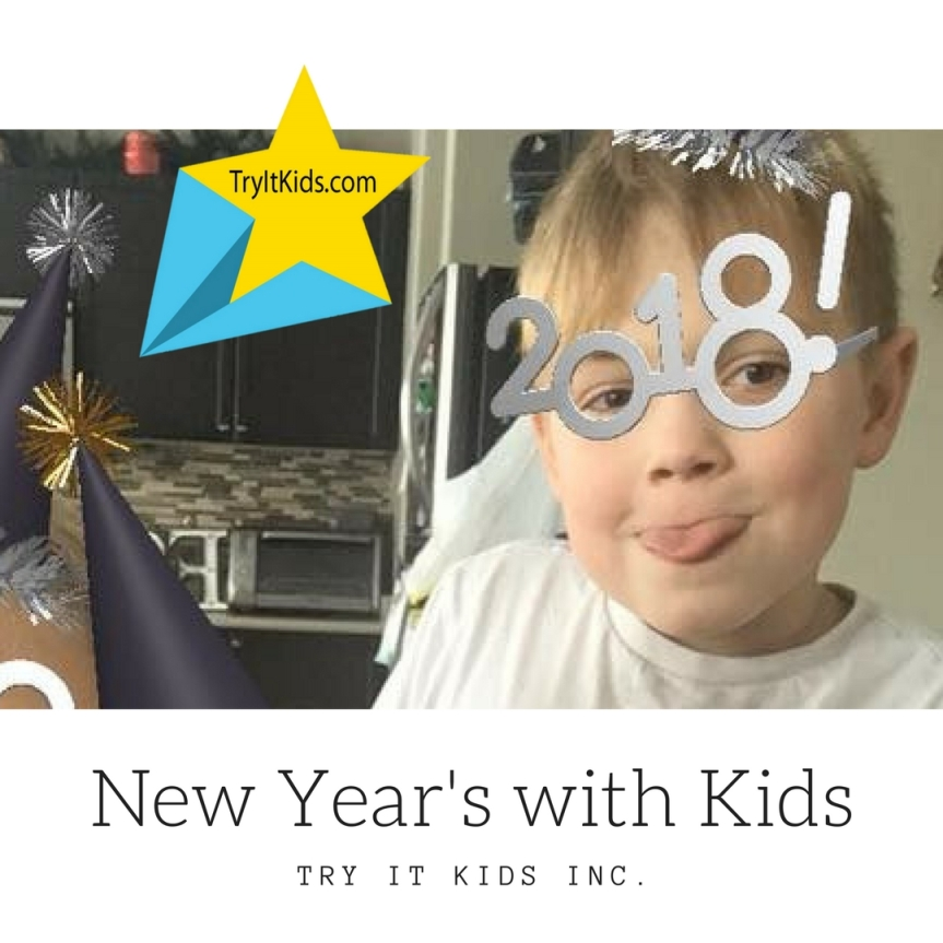 New Years Eve…..with kids:)
