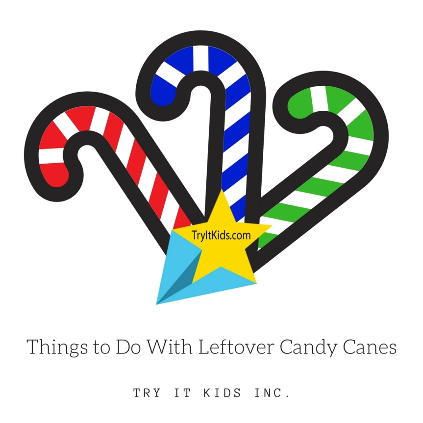 What can we do with all the LEFTOVER Candy Canes??